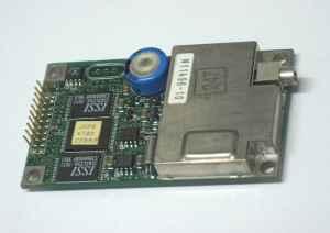 Rockwell Jupiter GPS module